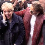 Jennifer Lopez : Sa mère bousculée et cognée au milieu d'une foule de fans