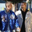 Justin Bieber et sa femme Hailey Baldwin sont allés prendre un café en amoureux à Los Angeles, le 3 novembre 2018