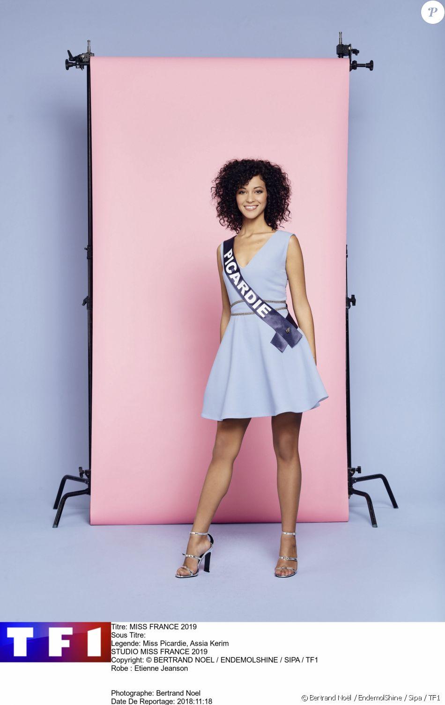 Découvrez les 30 Miss régionales prétendantes au titre de Miss France 2019, une élection qui aura lieu le 15 décembre prochain en direct de Lille.