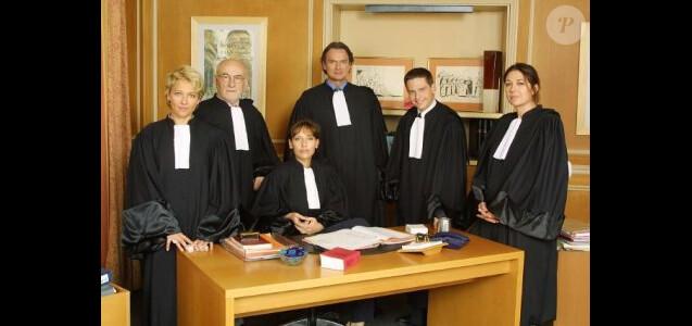 Avocats et Associés, diffusé sur France 2.