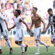 Cristiano Ronaldo après le match Juventus de Turin Juventus - Sassuolo à Turin, le 16 septembre 2018.