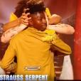 """Strauss Serpent, finale d'""""Incroyable Talent 2018"""", M6, 18 décembre 2018"""
