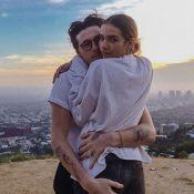 Brooklyn Beckham en couple : Il s'affiche très tactile avec Hana Cross