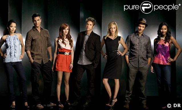Le casting de Melrose Place 2.0 est impeccable !