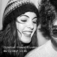 """Claire Chust, Leslie dans """"Scènes de ménages"""" (M6), est en couple avec un certain Zouheïr, lui aussi comédien."""