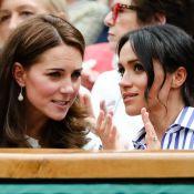 Meghan Markle, Kate Middleton et le rituel de l'ouverture des cadeaux...