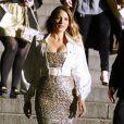 Blake Lively au défilé de mode The Chanel Croisiere au Metropolitan Museum à New York, le 4 décembre 2018