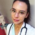 Marine Lorphelin en internat de médecine générale - Instagram, 4 décembre 2018