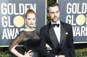 Jessica Chastain : 1re photo avec sa fille Giulietta, née par mère porteuse