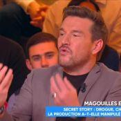 """Magouilles"" dans Secret Story : Benjamin Castaldi répond à Morgane..."