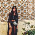 """Laurie Marquet du """"Bachelor"""" au Portugal - Instagram, 15 août 2018"""