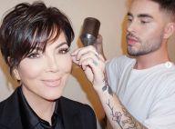 Kris Jenner, transformée : Elle est le sosie de sa fille Kim Kardashian
