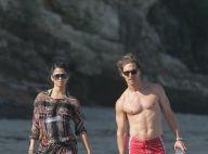 Matthew McConaughey avec sa superbe femme et son adorable fils... un enfant très précoce !