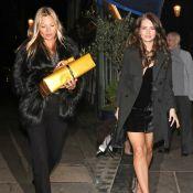 Kate Moss : Stylée et généreuse pour l'anniversaire de sa petite soeur Lottie