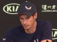 Andy Murray blessé, au bord de la retraite : Le champion fond en larmes
