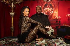 Kim Kardashian : Ultrasexy en body transparent pour les 40 ans de John Legend
