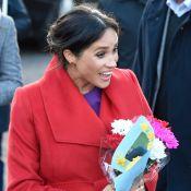 Meghan Markle enceinte : Fille ou garçon ? Un enfant lui a posé la question