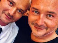 Cauet : Un frère jumeau découvert à 46 ans ?