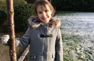 Athena de Danemark : La princesse fête ses 7 ans, tout sourire dans le froid