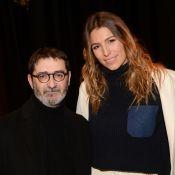 """Fashion Week : Laury Thilleman se la joue """"printanière en plein hiver"""""""