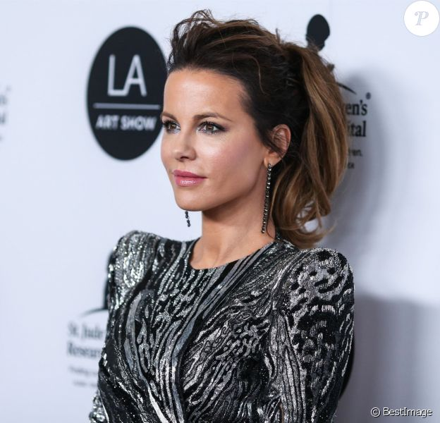 Kate Beckinsale à la 24ème soirée caritative annuelle St. Jude Children's Research Hospital au Convention Center à Los Angeles le 23 janvier 2019.