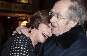 Macha Méril en pleurs face à la mort de Michel Legrand: