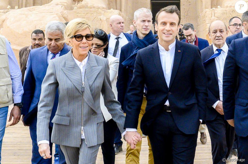 République Femme La Emmanuel Président Française MacronSa Le De 0Nnwm8