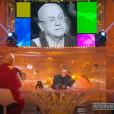 """Thierry Ardisson et Matthieu Ricard dans """"Les terriens du samedi"""", C8, 2 février 2019"""