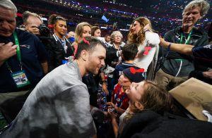 Gisele Bündchen au Super Bowl : Épouse et maman comblée, ses enfants survoltés