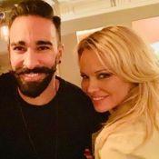 Adil Rami charmé par Pamela Anderson : Le footballeur craque pour sa belle