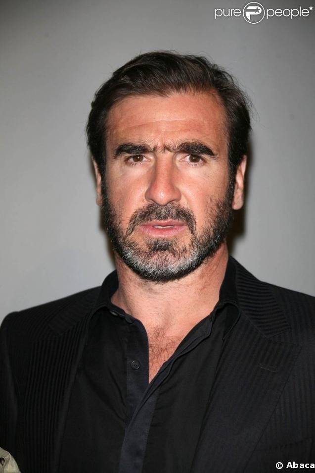 Eric Cantona... le King !