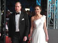 Kate Middleton et William aux BAFTA : Robe du soir et amusante rencontre royale