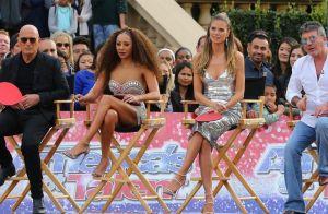 Heidi Klum et Mel B quittent le jury d'America's Got Talent