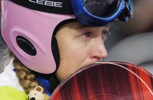 La championne olympique Karine Ruby sera enterrée lundi à Chamonix...