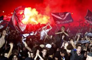 Bordeaux est en feu ! Les Girondins sont champions de France !! Regardez !!!