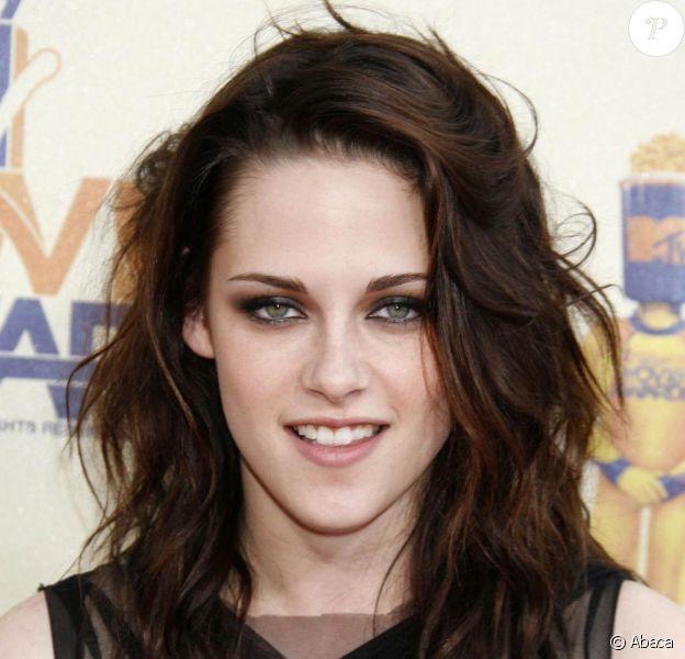 Kristen Stewart de Twilight au MTV Movie Awards 2009, à Los Angeles, le 31 mai 2009