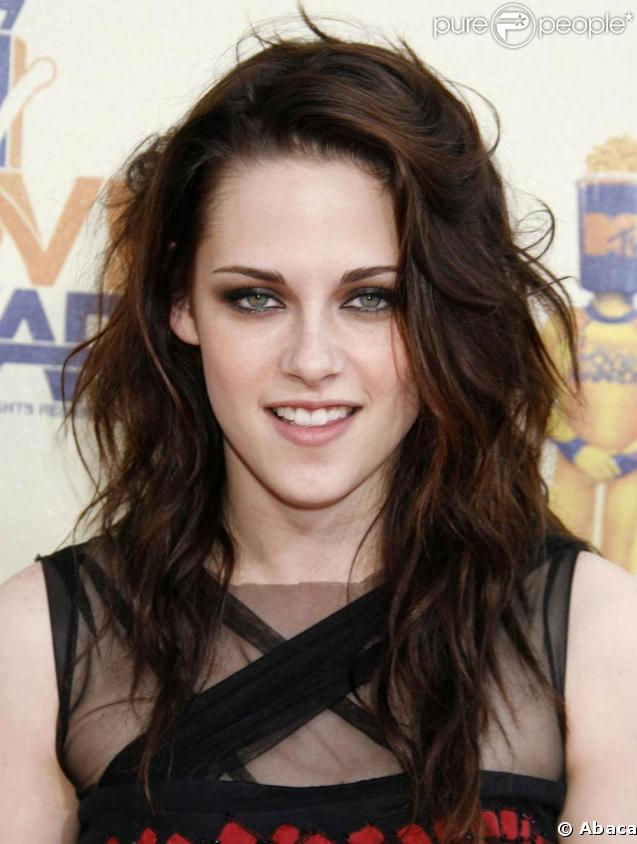 Kristen Stewart de Twilight au MTV Movie Awards 2009, à Los Angeles, le 31 mai 2009