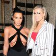 Kim Kardashian, Carmen Electra - Les célébrités à la 5ème soirée annuelle Beauty Awards à Hollywood, le 17 février 2019.