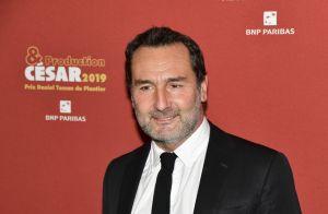 Gilles Lellouche pas peu fier, non loin de Sandrine Kiberlain et Élodie Bouchez