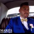"""Mariage de Claire et Gaëtan - """"Mariés au premier regard 3"""", 4 mars 2018"""