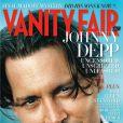 Johnny Depp pour Vanity Fair