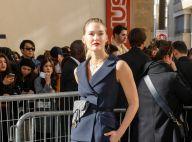 Fashion Week : Bar Refaeli et Natalia Vodianova, sublimes pour le défilé Dior
