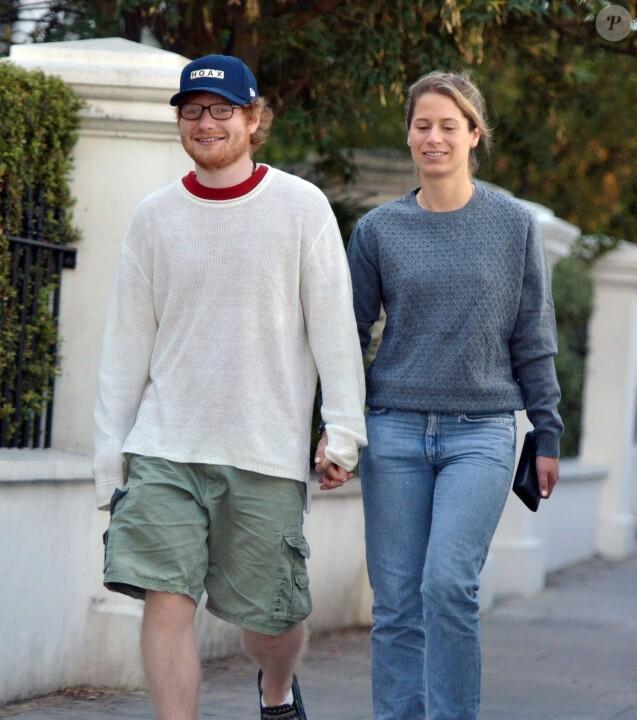 Ed Sheeran a annoncé qu'il allait épouser sa compagne Cherry Seaborn, le 20 janvier 2018.