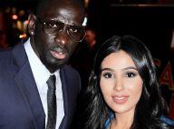 "Mamadou Sakho et sa femme Majda face à l'impressionnante ""Captain Marvel"""