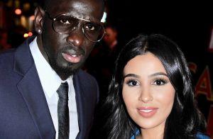 Mamadou Sakho et sa femme Majda face à l'impressionnante