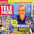 "Magazine ""Télé Poche"", en kiosques lundi 4 mars 2019."