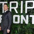 Ben Affleck à la première de Triple Frontier (Triple frontière) à New York, Etats-Unis, le 3 mars 2019.