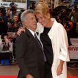 Dustin Hoffman et Emma Thompson à Londres pour la projection de Last Chance for Love le 3 juin 2009
