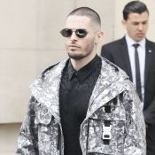Baptiste Giabiconi : Son tendre hommage à Karl Lagerfeld au défilé Chanel