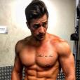 Le sexy Darko (Secret Story 10) exhibe son corps de rêve sur Instagram !
